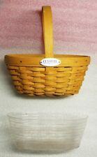 Vintage Longaberger Century Celebration 2000 Basket With Liner