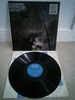 SPA 206 Tchaikovsky Symphony NO 4 London SO George Szell NM Vinyl LP