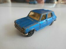 Majorette Simca 1100 TI in Blue