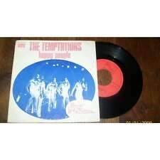 THE TEMPTATIONS - Happy People French PS 7' Soul Funk Tamla Motown 74'
