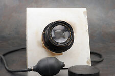 - Carl Zeiss Jena APO - Tessar 45cm (450mm) f9 Lens in Packard Shutter - 11x14