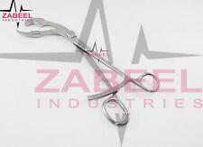 VERBRUGGE PLATE HOLDING With Raratchet lock Size 25 cm orthopedics Instruments