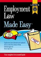 Employment Law Made Easy 4th Edition-Melanie Slocombe