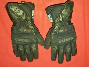 OXFORD PILOT WINTER MOTORCYCLE GLOVES 2XL