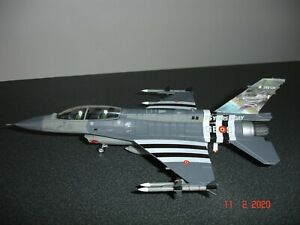 """1/72 Scale F-16AM Falcon """"75 years D-Day"""" 350Sqn - Belgian Air Force  (Code 3)"""