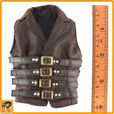 Blood Hunter - Leather Vest - 1/6 Scale - VTS Action Figures
