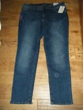 Marks and Spencer Mid Indigo, Dark wash L30 Jeans for Women