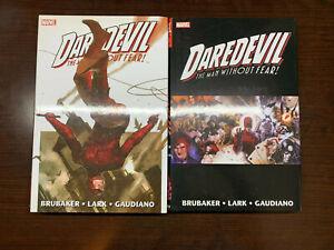 Daredevil Omnibus HC Vol 1&2 - Brubaker Lark