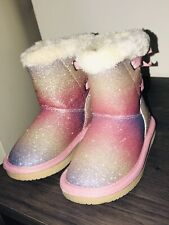 Toddler Girl Winter Boots Size 8