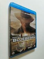 BLUEBERRY BLURAY L'ESPERIENZA SEGRETA RARO FUORI CATALOGO
