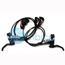 New Shimano SLX BR+BL-M670 M675 MTB Hydraulic Bike Brake set pair Cooling Fin