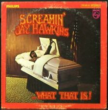 SCREAMIN JAY HAWKINS 'What That Is' Original 1969 White label Promo LP