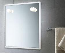 Specchio Bagno Junior 55x60 con Luci GEDY