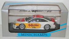 Véhicules miniatures MINICHAMPS en acier embouti Opel