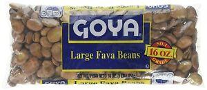 Goya - Large Fava Beans, Dry - 16 oz.
