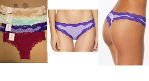 Calvin Klein Coquette Lace Thong XS, S, M, L, XL QD3536