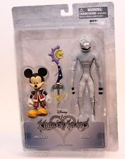 Disney Kingdom Hearts Mickey Mouse & Dusk Action Figures Target Exclusive - NEW