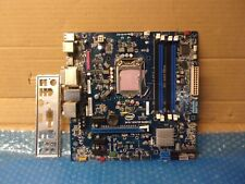 Intel DH77EB Desktop Motherboard with I/0 Plate