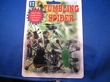 """""""WACKY WACKY"""" TUMBLING SPIDERS WALL CRAWLERS-GREAT GIFT FOR ALL OCCASIONS-RARE!"""