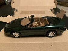 Revell 1995 Chevrolet Camaro Convertible Polo Green Dealer Promo Car 8901EO