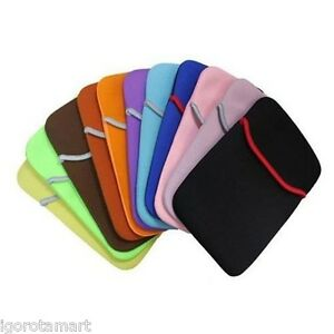 Carry Sleeve Neoprene Cover Bag Case For 6 7 10 Inch Laptop/iPad/Tab