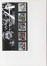 1995 ROYAL MAIL PRESENTATION PACK RUGBY LEAGUE CENTENARY MINT DECIMAL STAMPS