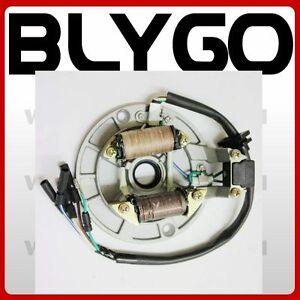Magneto Flywheel Stator Plate 90c 110cc 125cc Kick Start PIT PRO Trail Dirt Bike