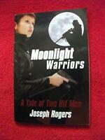 Joseph Rogers Moonlight Warriors FBI signed trade paperback St Louis Mo author