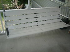 "Porch Swing Frames- Build your own with 2"" x 4"" slats"