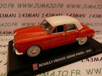 AP7N Voiture 1/43 IXO AUTO PLUS : RENAULT FREGATE grand pavois 1956