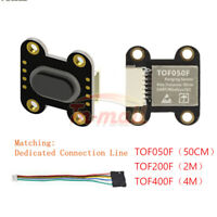 TOF050F 50CM 4CM 2CM Laser Distance Sensor Module Modbus Iic Serial Port Output