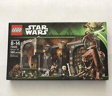 Lego New Star Wars 75005 Rancor Pit Retired Set