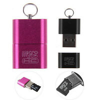 All In 1 High Speed Mini USB 2.0 Micro SD TF T-Flash Memory Card Reader Adapter