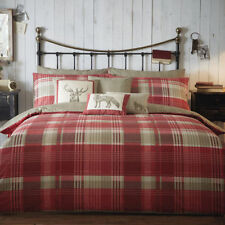 Just Contempo Checked Bedding Sets & Duvet Covers