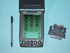 Vintage Palm III PDA Organizer With Stylus, Manuals, Documents & Software
