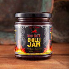 Chilli Sauce - Mr Vikkis XXX Hot Chilli Jam