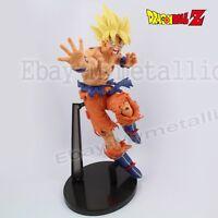"DragonBall Dragon Ball SCultures BIG Gokou Goku 21cm/8.4"" PVC Figure NO Box"