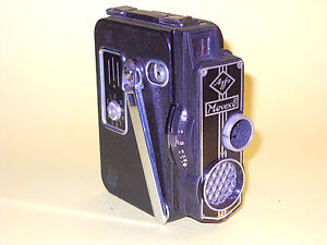 Agfa Movex 8 with ER Case