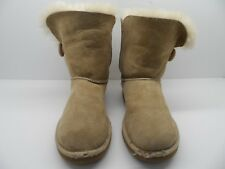 Ugg Australia Women's 5803 Bailey Button  Boots Sand Size 7M