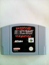 N64 - ECW HARDCORE REVOLUTION  - Retro Game Cartridge- UNBOXED - PAL - USED