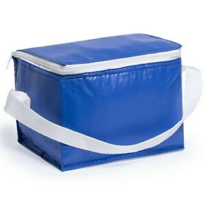 SMALL blue Takeaway Bag Insulated Home Deliveries Fast Food Bags