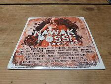 VARIOUS - NAWAK POSSE 6 SAMPLER - HARD ROCK !!!!RARE CD!!