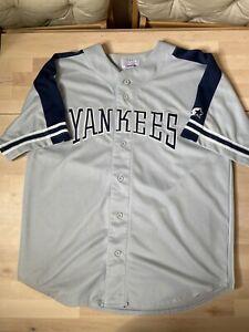 MLB Baseball Trikot, New York NY Yankee Jersey, Starter Jersey