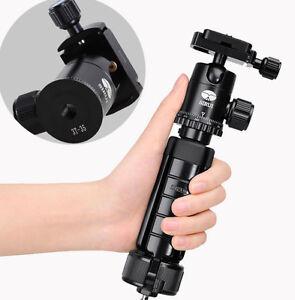 Sirui 3T-35K Professional Portable Camera Tripod w/Quick Release Ball Head Black