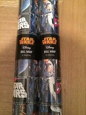 2Metre Star Wars Wrapping Paper Giftwrap