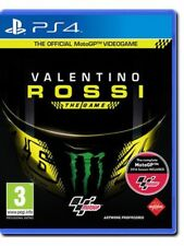 VIDEOGIOCO VALENTINO ROSSI THE GAME PS4 UFFICIALE MOTO GP ITALIANO PLAYSTATION 4
