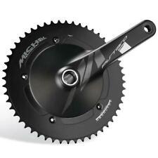 Miche Black Pistard Air Fixed Gear Track Bike Crankset 167mm 49t 144 BCD