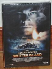 SHUTTER ISLAND DVD NUEVO PRECINTADO DRAMA THRILLER (SIN ABRIR) R2