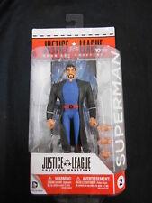 "JUSTICE LEAGUE: GODS AND MONSTERS ACTION FIGURE #2 ""SUPERMAN"" (DC COMICS) NEW"