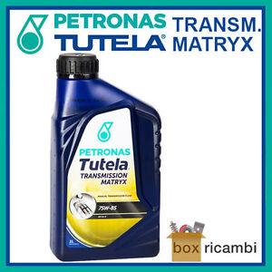 TUTELA TRANSMISSION MATRYX - OLIO CAMBIO MANUALE 75W85 (FIAT LANCIA ALFA ROMEO)